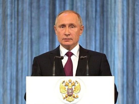 Путин пообещал пожать руку мальчику