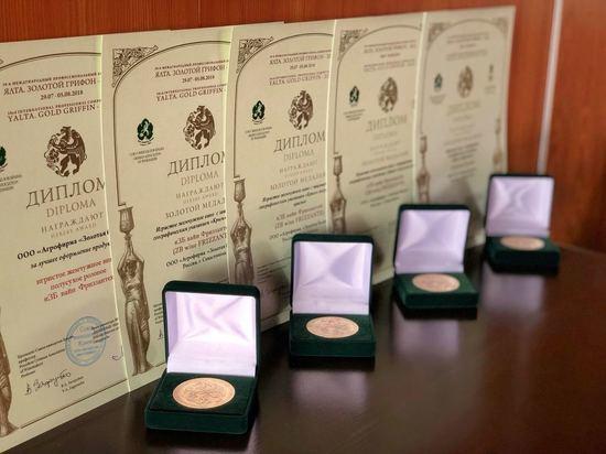 Крымский урожай перспективен для создания игристых вин в 2019-м