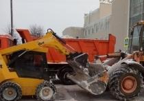 Коммунальные, дорожные службы и работники УК Серпухова работают без перерыва fbb0d864c14