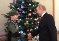 Перед заседанием Госсовета в Кремле для чиновников развесили на елках просьбы россиян