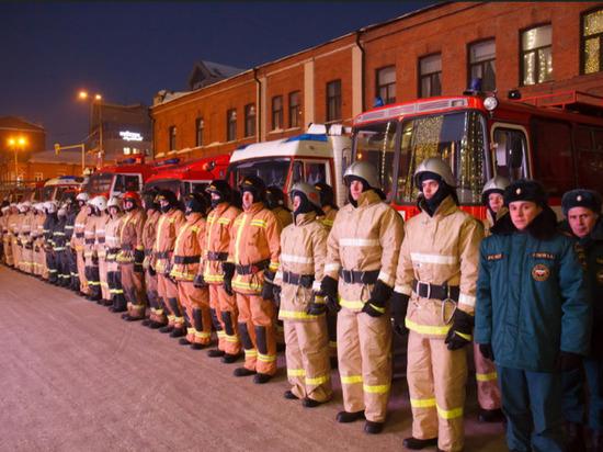 В 2018 году новосибирские пожарные спасли около 2 тыс. человек