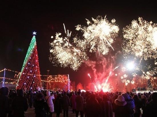 В Новый год в Ульяновске прогремит два фейерверка