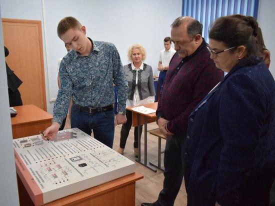 Будущие энергетики Невинномысска получили лабораторию по ремонту техники