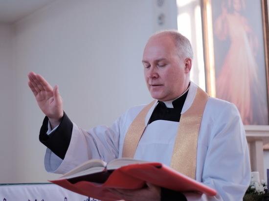 Известный в России священник возглавил в Бийскую католическую церквь