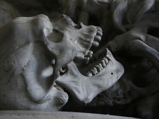 Раскрыто зверское убийство, совершенное ревнивцем: на злодея указал скелет