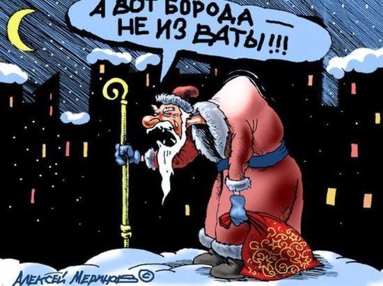 Дед Мороз в Архангельске: эмигрант с юга или дух Севера