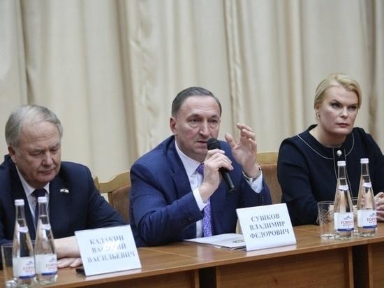 В Саранске назначили нового ректора пединститута