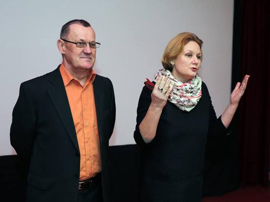 В Перми с успехом прошла премьера фильма Сергея Лепихина и Светланы Федотовой «Под куполом неба»