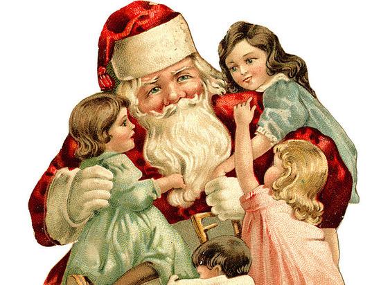 В ожидании Дедушки Мороза