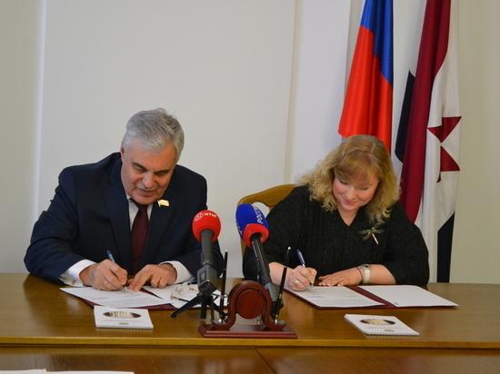 Госсобрание Мордовии будет дружить региональным минюстом