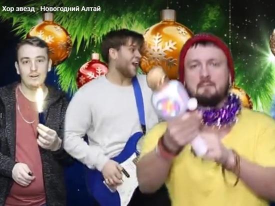 Новогоднее настроение от Хора барнаульских звезд