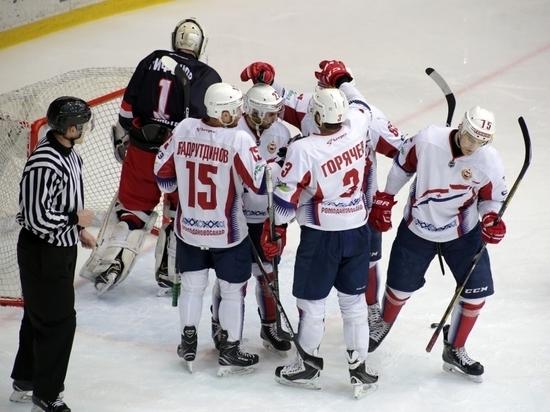 ВХЛ: «Мордовия» обеспечила себе место среди лидеров