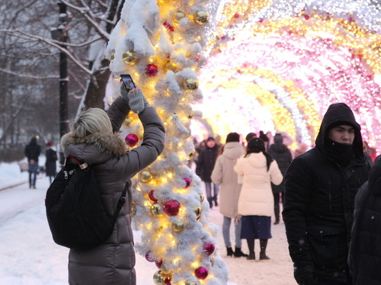 Синоптики пообещали в новогоднюю ночь погоду, как в Куршевеле