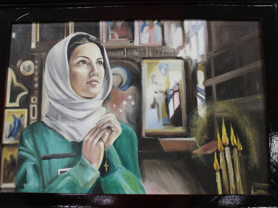 Картина осужденной из Мордовии поразила жюри православного конкурса