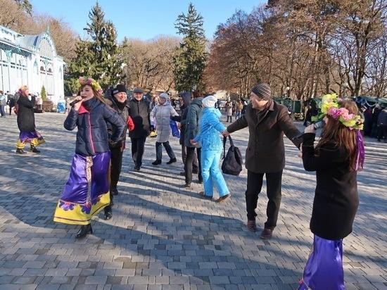 Детей Железноводска на Новый год позовут на фестиваль «Выходи гулять»