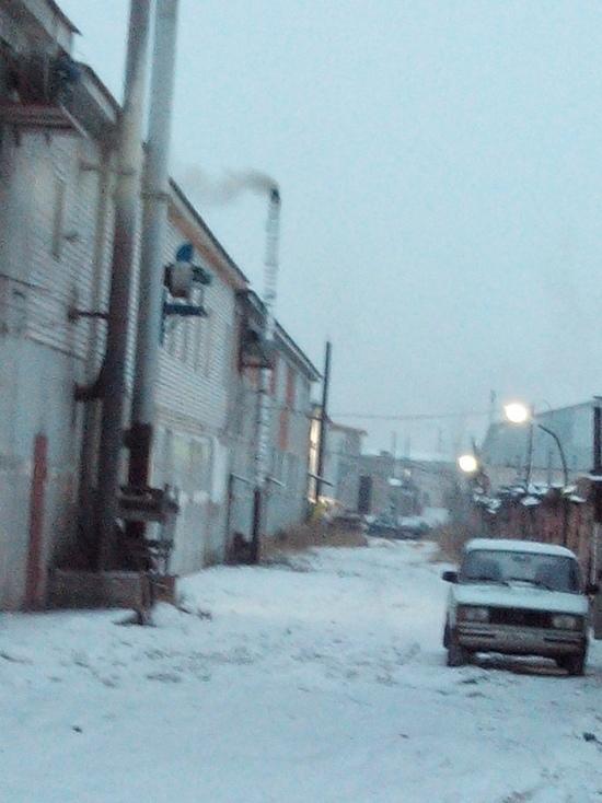 В Ульяновске обнаружили еще 4 дымящих гаража