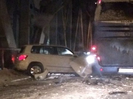 В Ульяновске обсуждают ДТП с пострадавшими с участием депутата