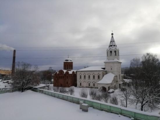 В Смоленской области до минус восьми мороза, на дорогах гололедица