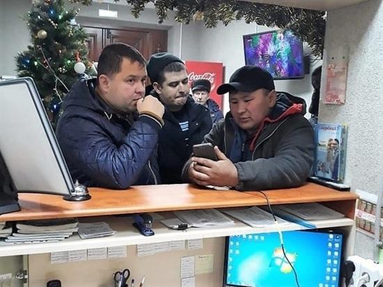 Граждане Монголии чуть не замерзли в Алтайском крае