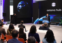 Президент Казахстана открыл уникальный технопарк