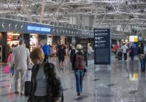 В московском аэропорту пассажир пытался удрать со своего рейса