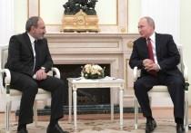 Кремль хочет напугать Пашиняна газом, повысив его стоимость