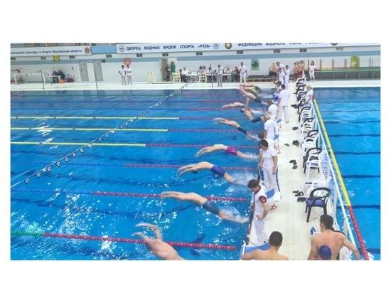 Пловцы из Серпухова вернулись домой с медалями чемпионата области