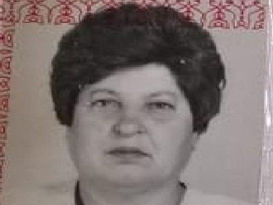 На Дону больше двух месяцев разыскивают пропавшую пенсионерку