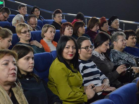 В Успенском открыли новый цифровой кинотеатр