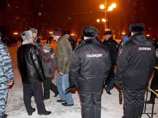 Более двух тысяч тамбовских полицейских обеспечат охрану общественного порядка в новогодние праздники