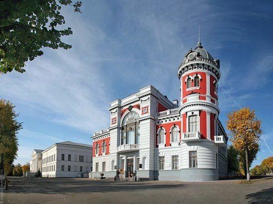 В Ульяновске художественный музей закрыли на ремонт