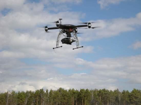 У тамбовских лесоводов появилась профессиональная беспилотная техника