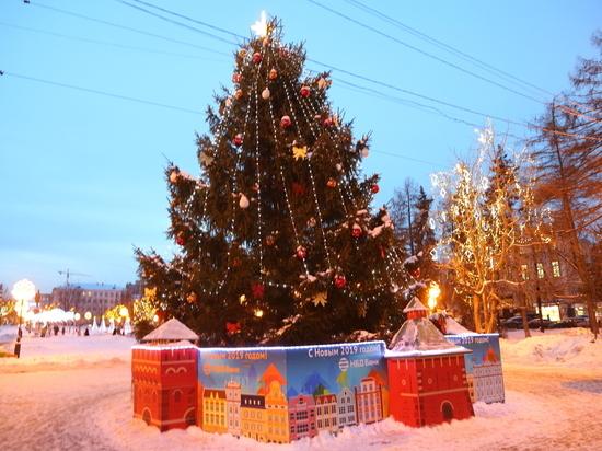 Куда пойти в новогоднюю ночь в Нижнем Новгороде