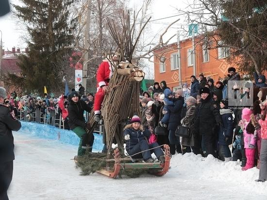 Фестиваль оригинальных саней впервые пройдет в Казани