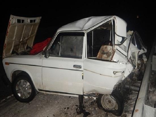 Жуткое ДТП на алтайской трассе: восемь детей пострадали