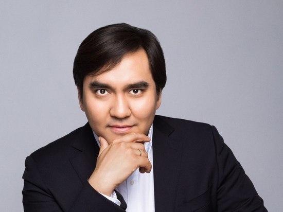 Игорь Лазарев стал самым молодым народным артистом Калмыкии