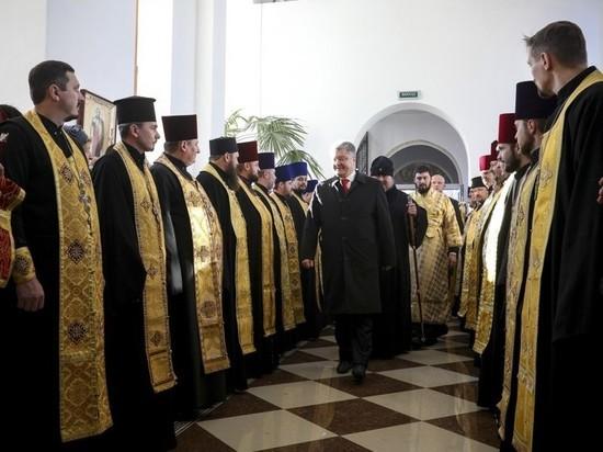 Новая украинская церковь выразила готовность отобрать Киево-Печерскую Лавру