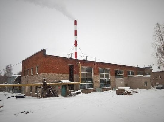 Работы на котельной 8.2 в Нововятске полностью завершены