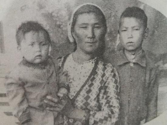 История жизни калмыков в Сибири глазами ребенка