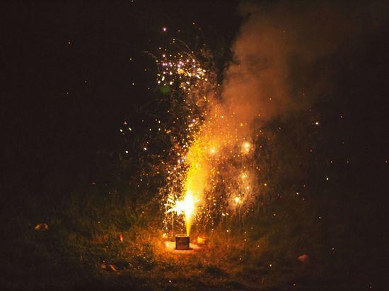 В Чебоксарах снесли четыре точки с опасной пиротехникой