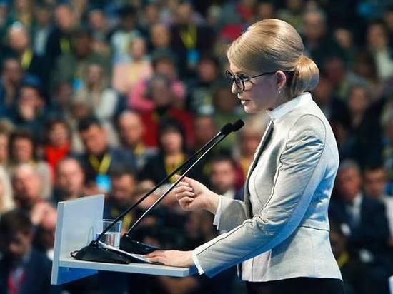 «Тимошенко смягчит отношения с Россией»: что ждет Украину в 2019 году
