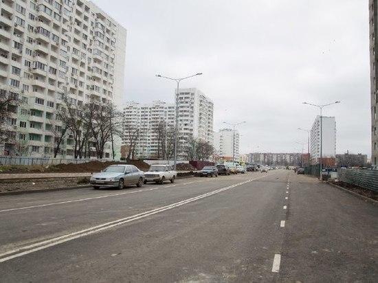 В краевом центре открыли сквозной проезд по Зиповской от Ростовского шоссе до Российской