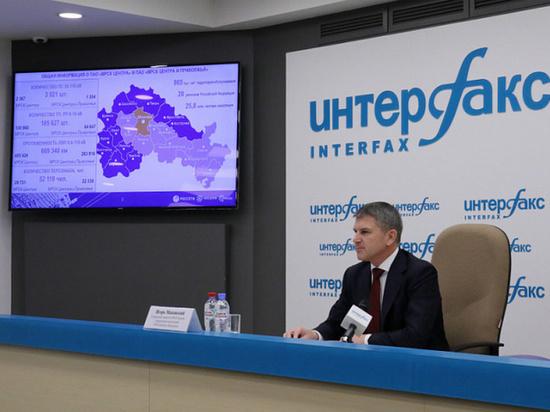 Игорь Маковский подвел итоги ста дней работы во главе компании