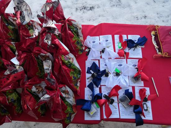 В Тамбове 12 детей-сирот получили квартиры в канун Нового года