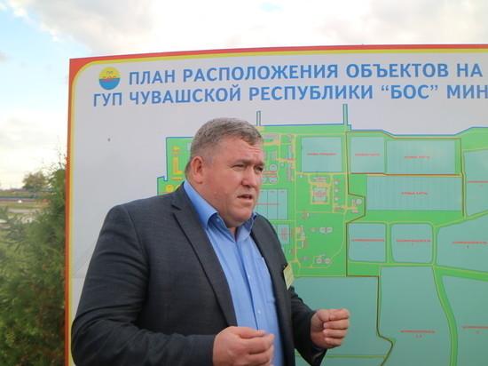 Вслед за Аврелькиным: в Чувашии задержан директор ГУП «БОС» Новочебоксарска