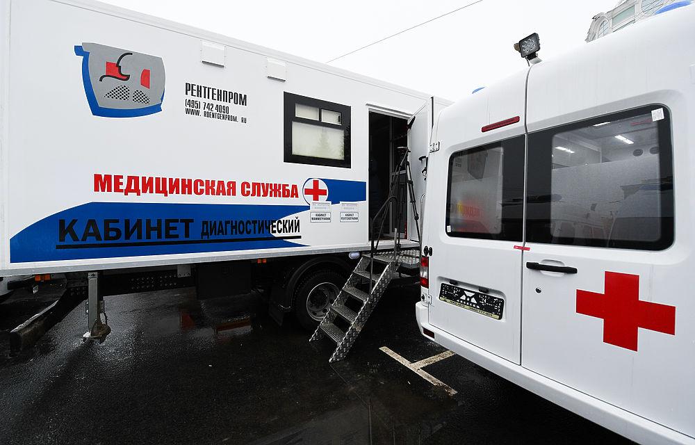 Школы и больницы Тверской области получили новый спецтранспорт