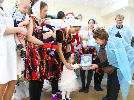 Подарки главы Мордовии добрались до мордовской зоны
