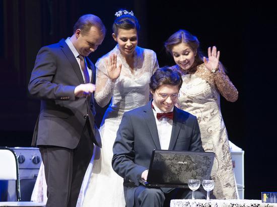 В театре «Галёрка» с успехом идут новогодние премьерные спектакли