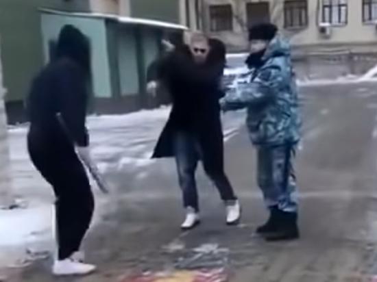 Нападение на рэпера Птаху: избит росгвардеец, дрались на проходной МВД