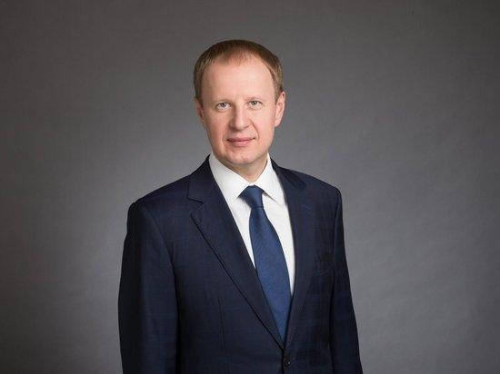 Поздравление от имени Губернатора Алтайского края Томенко В.П. с Новым годом